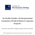 Intergenerational Wealth Report