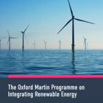 Programme On Integrating Renewable Energy Synthesis Report
