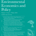 Review of Environmental Economics and Policy