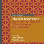 Advancing energy policy
