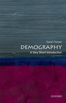 Demography: A Very Short Introduction Cover