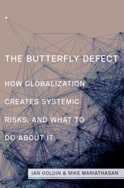 The Butterfly Defect Cover