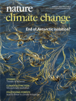201604 Nature Climate Change