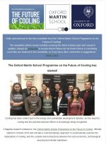 Oct2019 Cooling newsletter
