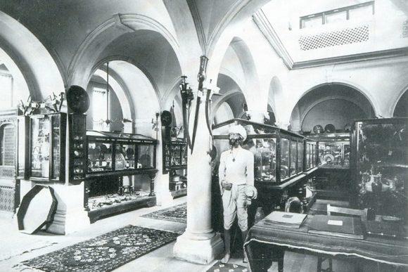 Indian Art Ashmolean photo 1898 CMS