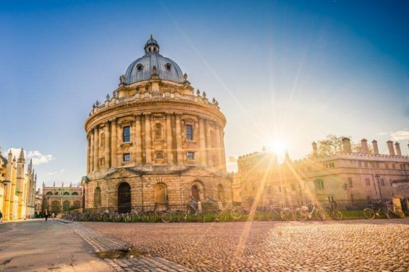 University of Oxford announces fossil fuel divestment and adoption of Oxford Martin Principles