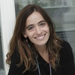 Portrait of Dr Sonia Trigueros
